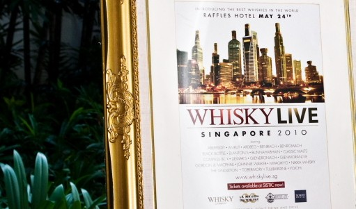 Event PR for Whisky Live